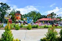 The Coco Nakorn Lampang is souvenir shop Royalty Free Stock Photo