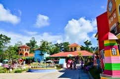 The Coco Nakorn Lampang is souvenir shop Stock Photography