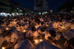 LAMPANG THAILAND - Oktober 13,2017 Royaltyfri Bild