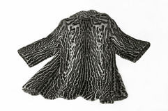 Lampart suknia Zdjęcie Stock