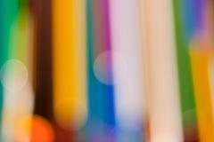 lampasa abstrakcjonistyczny kolorowy wektor Zdjęcie Royalty Free