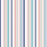 Lampasa Bezszwowy wzór; pastelowych kolorów wzór Zdjęcie Royalty Free