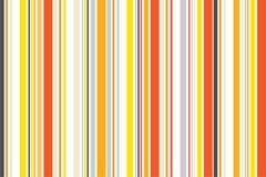 Lampasa wzoru linii koloru żółtego Bezszwowy tło Obraz Stock