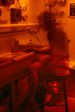 lampasafe under arkivfoton