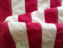 Lampasy usa flaga Obrazy Stock
