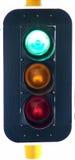 lampatrafik Royaltyfria Foton