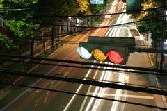 lampatrafik Royaltyfri Bild