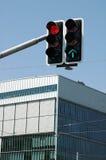 lampatrafik Arkivbild