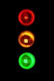 lampatrafik Royaltyfri Foto