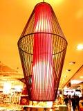 Lampdekor arkivfoton