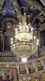 Lampdomkyrka av Valencia Arkivbild