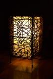 Lampe à lueur photographie stock