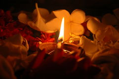 Lampe à pétrole #1 Photographie stock