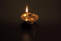Lampe à pétrole Photos stock