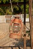 Lampe à pétrole Photo libre de droits