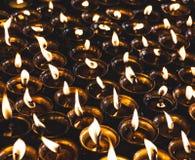 Lampe à pétrole Image stock