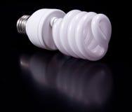 Lampe économiseuse d'énergie Photographie stock