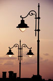 Lampe Stockfoto