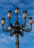 Lampe Stockbild