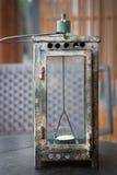 Lampe antique Photos libres de droits