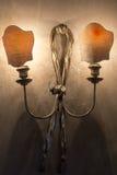Lampe antique photographie stock libre de droits