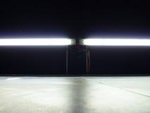 Lampe au néon Image libre de droits