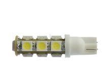 Lampe automatique menée Photographie stock