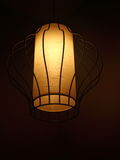 Lampe chinoise Photos libres de droits