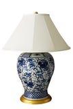 Lampe chinoise luxueuse avec le chemin de découpage Images libres de droits