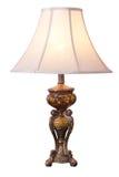 Lampe classique Photographie stock
