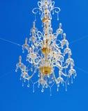 Lampe cristalline Photos libres de droits