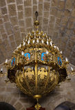Lampe d'église Image stock