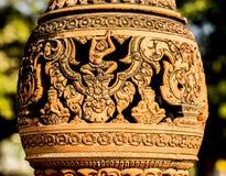 Lampe d'argile Images stock