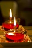 Lampe d'arome Photo libre de droits