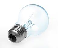 Lampe d'isolement sur le blanc Photo libre de droits