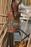 Lampe d'ouragan Photo libre de droits