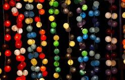 Lampe de boule de fil photo libre de droits