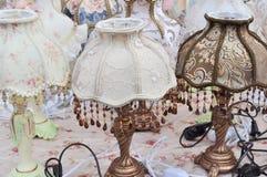 Lampe de bureau photos stock
