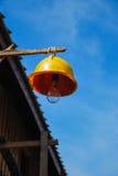 Lampe de casque Photos stock