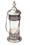 Lampe de chandelier il est isolé sur un fond blanc Photographie stock libre de droits