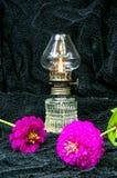Lampe de cimetière Images stock