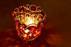 Lampe de couleur d'éclairage images stock