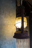 Lampe de cru Photo stock