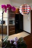 Lampe de cuisine Images stock