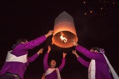 Lampe de flottement Photographie stock libre de droits
