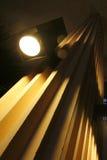 Lampe de mur Images libres de droits