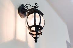 Lampe de mur Images stock