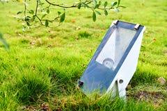 Lampe de pelouse Photographie stock libre de droits
