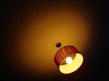 Lampe de plafond photographie stock
