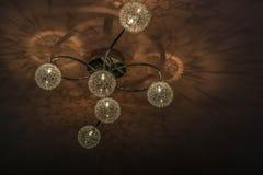 Lampe de plafond Photo stock